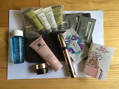 ESTEE LAUDER Beauty Products Mon GUERLAIN all Unused Beauty pieces FREE POST!