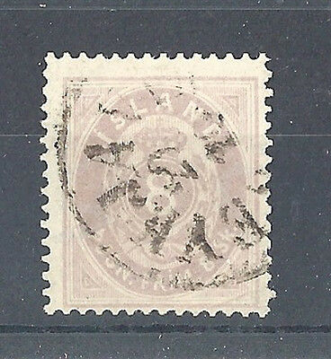 ICELAND Officials: 1873 p.14 x 13½ 8sk - 96160