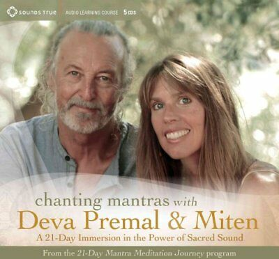 Chanting Mantras with Deva Premal & Miten A 21-Day Immersion in... 9781622036103