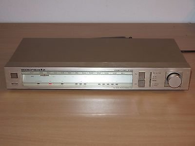 Marantz ST320 Stereo Tuner in Very Good Condition/Champagne Gold - Top RARE