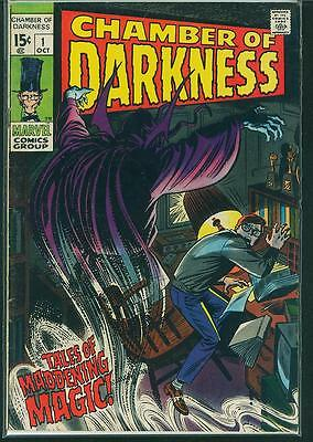 Chamber of Darkness #1 VG+
