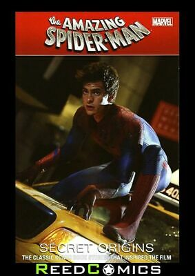 AMAZING SPIDER-MAN SECRET ORIGINS GRAPHIC NOVEL New Paperback