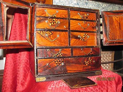 Japanes lacquer jewelry case