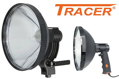 Tracer Limited Edition Variable Power Handheld/Remote Vehicle Spotlight Lamp