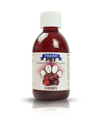 FRESH PET eco-Refill 5L - Kennel Disinfectant | Cleaner | CHERRY