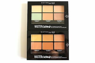 Maybelline New York Master Camo Colour Correcting Concealer Palette Choose Shade