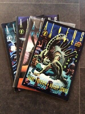 Aliens - Hive #1 2 3 4 Complete Dark Horse Comics Series VF/NM