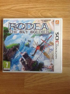 Rodea: The Sky Soldier - Nintendo 3DS - NEW & SEALED, PAL