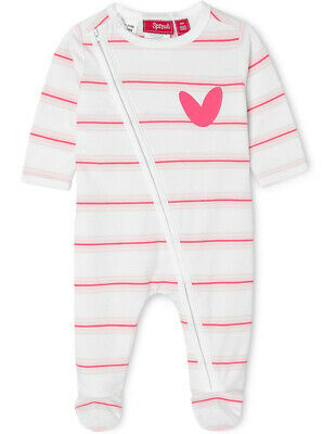 NEW Sprout Mix & Match Coverall White