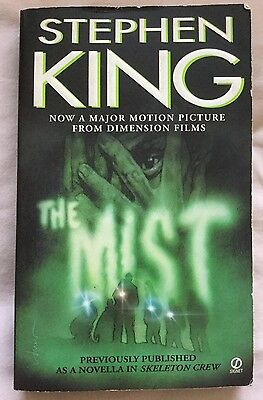 The Mist by Stephen King (Paperback, 2007)
