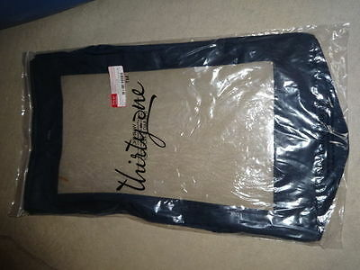 THIRTYONE Thirty One 31 Gifts DELUXE UTILITY top a TOTE LID Navy  BRAND NEW