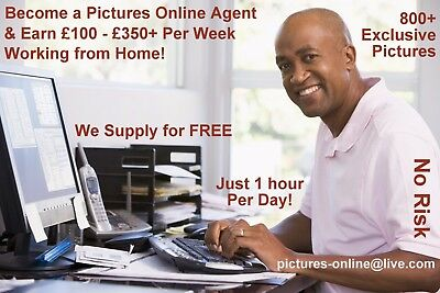 Work From Home Picture Agents Required Selling Exclusive Online Pictures
