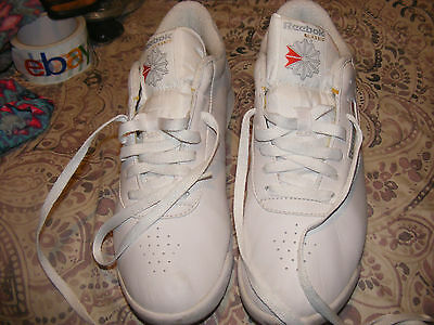 Reebok Classic Leather Athletic Shoes Women's Size 11