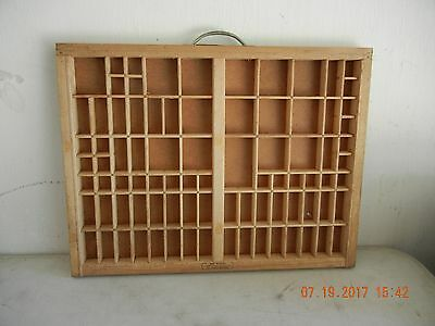 Printers type tray (Excellent condition)
