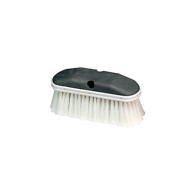 "CFS 36120902DZ Commercial-Grade White Vehicle Wash Brush, 9"" X 2 3/4"", 12/cs"