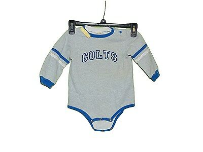 Preowned Indianapolis Colts Infant Romper Size 24 Months