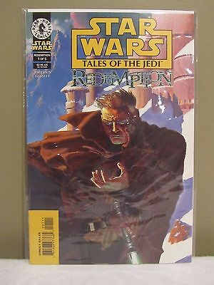 Star Wars Comic Book Tales of the Jedi - Redemption 1 of 5