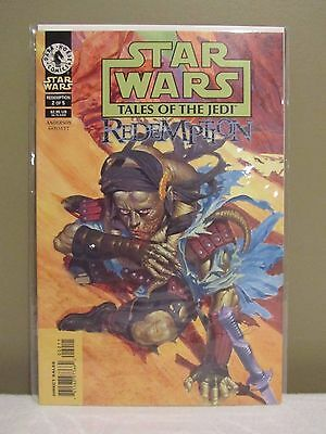 Star Wars Comic Book Tales of the Jedi - Redemption 2 of 5
