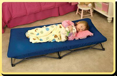 NEW Regalo My Cot - Portable Foldable Toddler Bed
