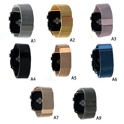 Milanese Magnetic Loop Stainless Steels Watch Bands Strap For Apple IWatch:-)