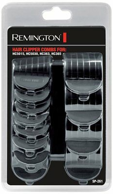 Remington Clipper Attachment Set SP261 - Combs for HC5015,HC5030,HC363,HC365
