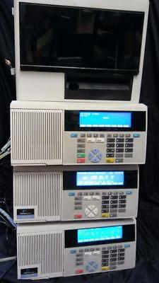 TESTED Complete Series 200 HPLC system by Perkin Elmer:Pump,detector,autosampler
