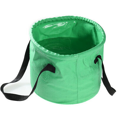 12L Thicken Foldable Water Storage Container Bag Bucket Portable Camping Travel