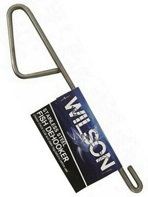 Wilson Stainless Steel Fish Dehooker - Fishing Hook Remover