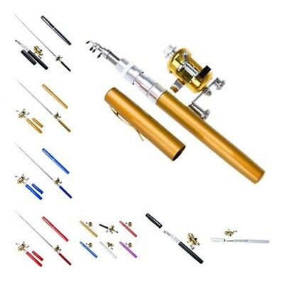 Spinning Rods Fishing Pole Foldable Fishing Reel With Drum Wheel Fishing Rod h2