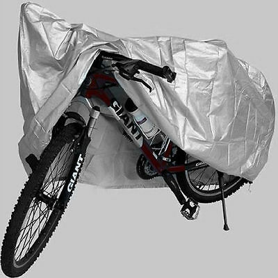Bicycle Cycling Rain Cover Dust Waterproof Garage Outdoor Scooter Protector New