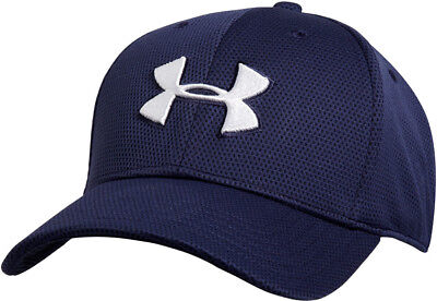 Under Armour Blitzing II Stretch Fit Cap - Blue