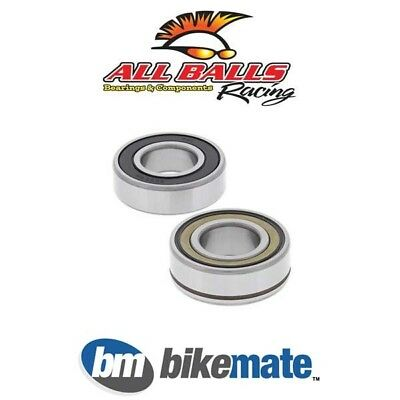 All Balls Front Wheel Bearing Kit HARLEY 1690 FLSTC HERITAGE SOFTAIL C 2015-2016
