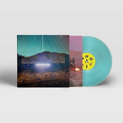 ARCADE FIRE Everything Now LP Vinyl Night Version Limited Blue NEW 2017