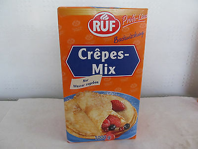 RUF Crepes Crepe Mix, Backmischung, 1 kg