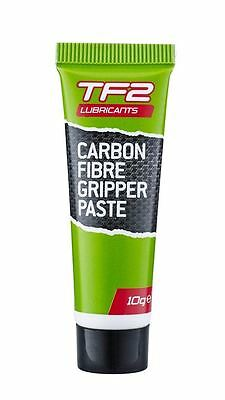 TF2 Lubricants Carbon Fibre Gripper Paste For Bikes - 10g New Sealed
