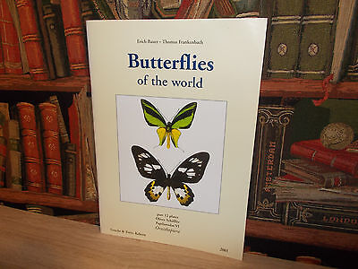 Butterflies of the world-Papilionidae VI-Ornithoptera-Bauer-Frankenbach