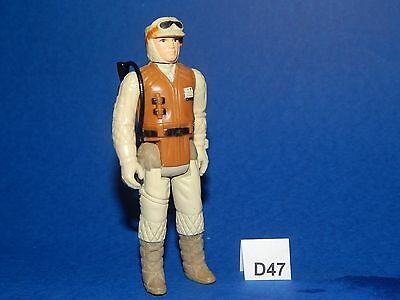 Vintage Star Wars 3.75 Inch Scale Hoth Rebel Soldier