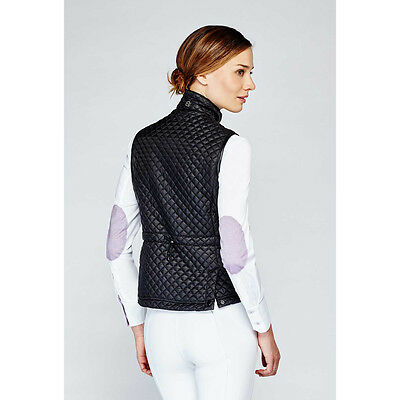 Asmar Quilted Riding Vest - Black or Navy - Different Sizes - SALE!