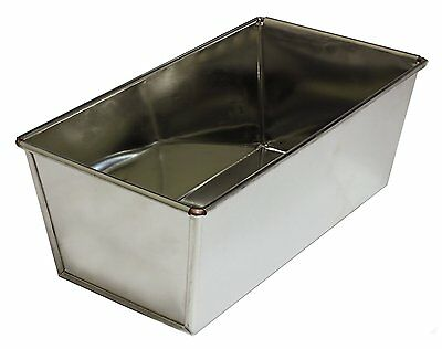Super Large Loaf Tin 5lb+ capacity, Heavy Duty Ideal for Big Farmhouse Lets Cook
