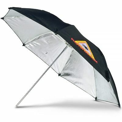 "Photoflex UM-ADH45 45"" Silver Adjustable Umbrella"