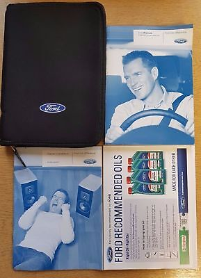 ford focus handbook owners manual wallet audio guide 2008 2011 rh picclick co uk 2008 Ford Taurus 2008 Ford Taurus