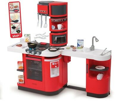 Smoby Tefal Superchef Kitchen Role Playset, Lots of Accessories Included NEW