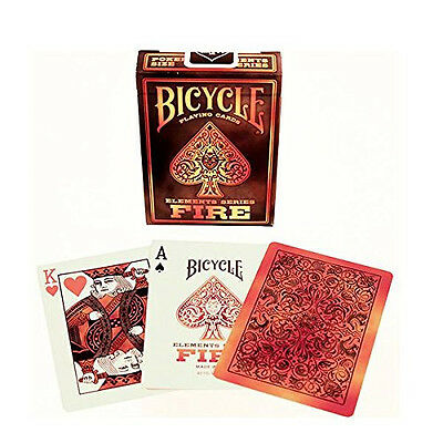 Carte Bicycle Fire