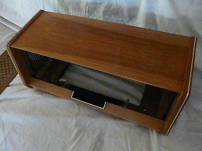 Philips B5X23A radio cabinet + back cover + service hatch cover