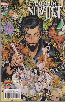 Doctor Strange #20 Vf/nm Letterhead Comics