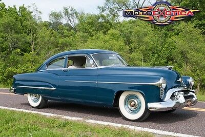1950 Oldsmobile Ninety-Eight Club Sedan 1950 Oldsmobile 98 Deluxe Club Sedan