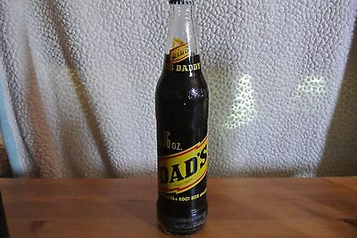 "Vintage Acl ""dads"" Big Daddy 16Oz Full Bottle"