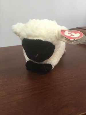 Ty Beanie Baby Wooly Mwmt Attic Treasures