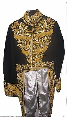 Royal Victorian Civil Court Dress Coatee Uniform Tunic Coat Jacket Officer Lord