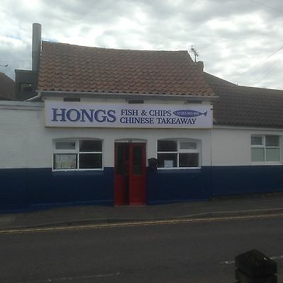 fish And Chip Chinese Takeaway Shop   For Sale.